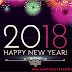 Happy new year 2018 animated gif images cards