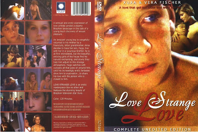 Любовь, странная любовь / Amor Estranho Amor / Love Strange Love. DVD.