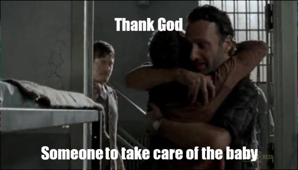 My Playpen The Walking Dead Funniest Memes
