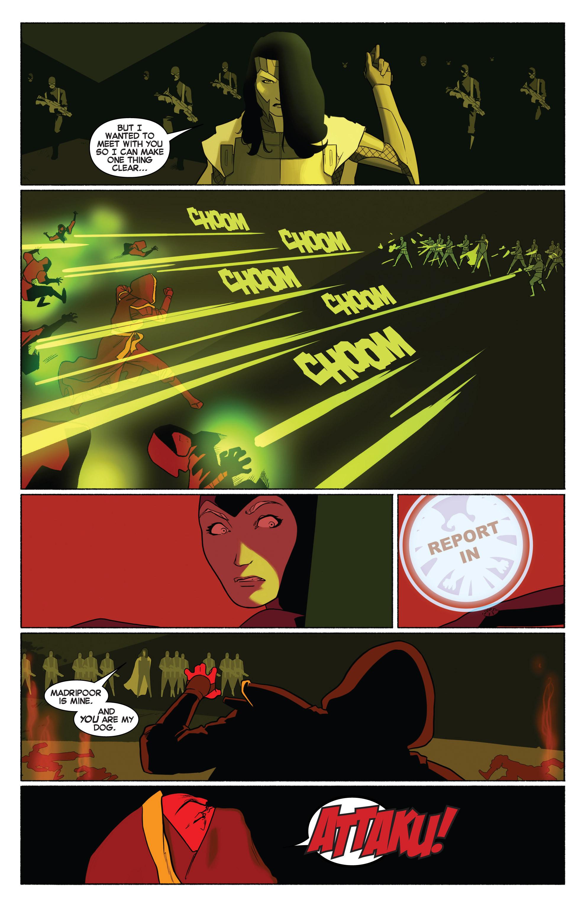 Read online Uncanny X-Men (2013) comic -  Issue # _TPB 2 - Broken - 107