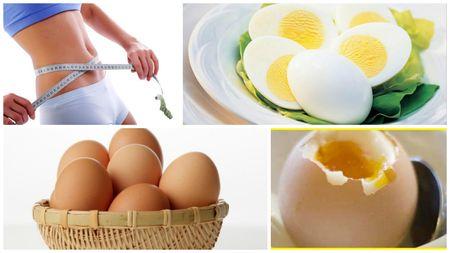 como adelgazar con huevo
