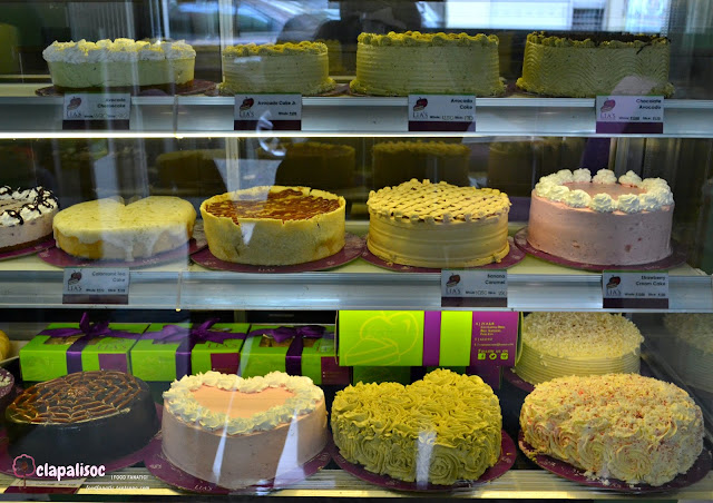 Assortment of Cakes from Lia's Cake in Season