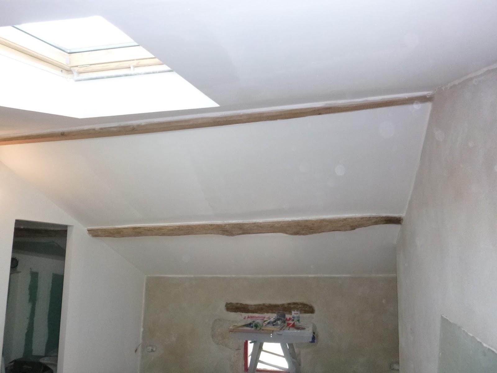 les terrasses de bessou - chantier, maintenant!: 29 février - 6 ... - Primaire D Accrochage Peinture Plafond