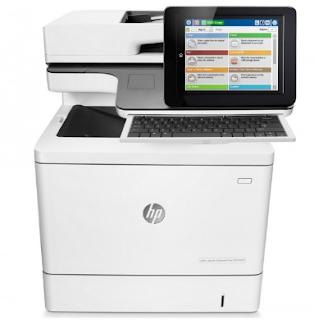 HP LaserJet M527Z