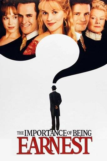 The Importance of Being Earnest (2002) ταινιες online seires xrysoi greek subs