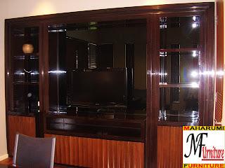 furniture kitchen set lemari buku besar, tembok kayu, lemari pajangan - Jasa Pembuatan Setting Interior Furniture