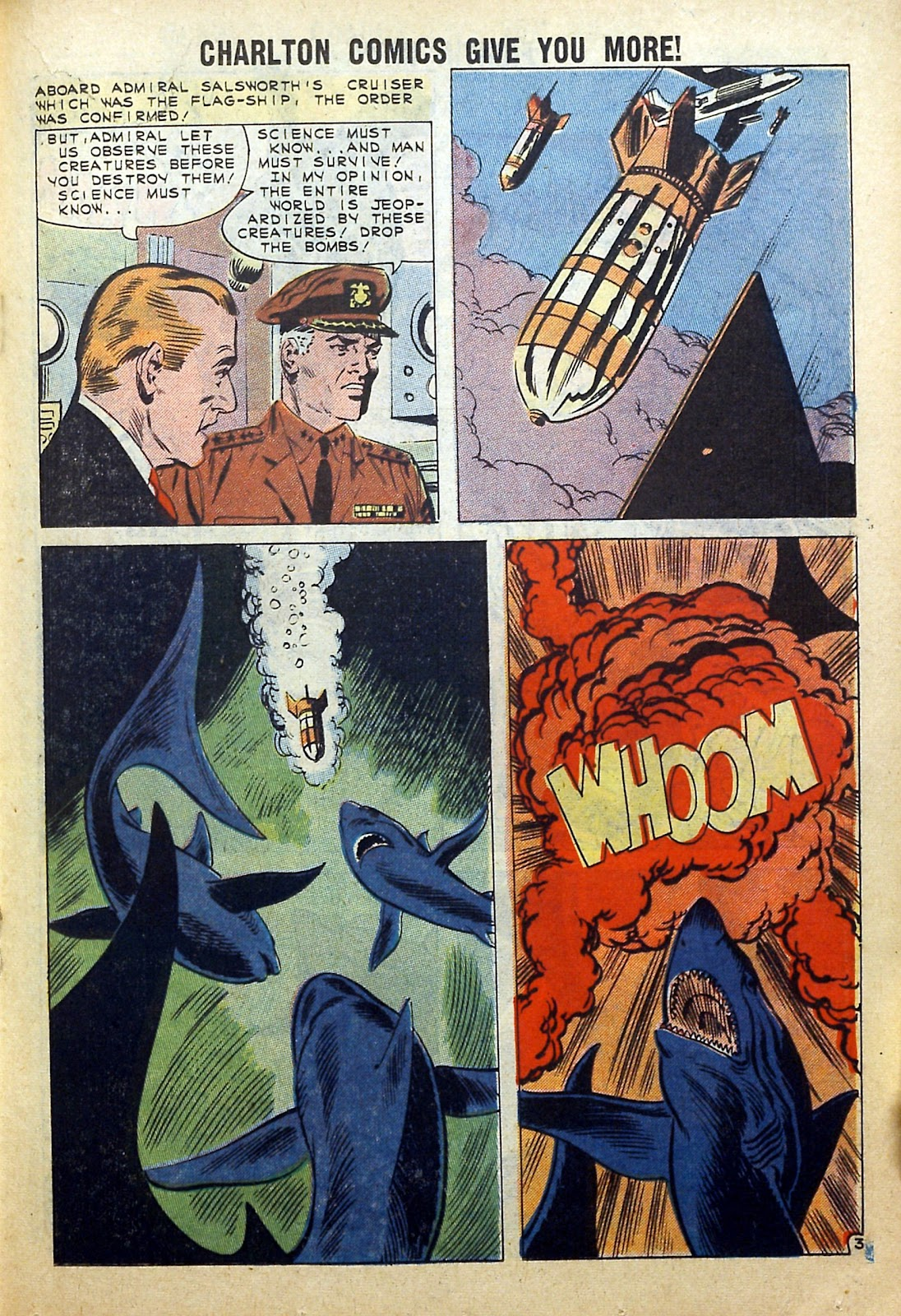 Read online Fightin' Navy comic -  Issue #99 - 19