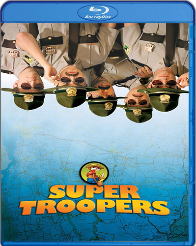 Super Troopers [2002] [BD25] [Latino]