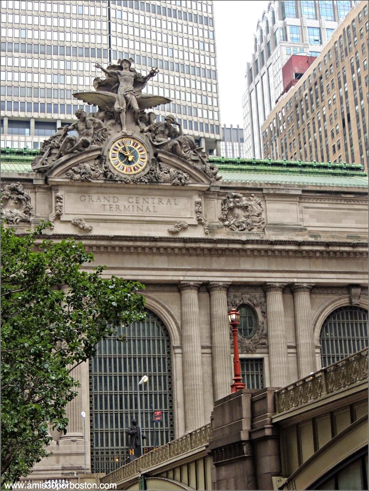 Gran Central Terminal, NYC