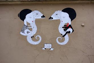Sunday Street Art : Fred le Chevalier - rue de l'Equerre - Paris 19
