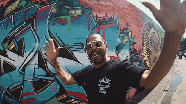 """Thaíde lança o clipe """"Hip-Hop Puro"""""""