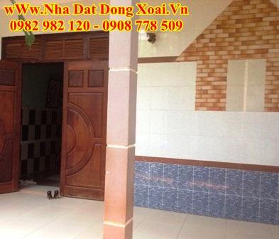 Bán gấp Nhà 2 MT tại Tiến Thành Đồng Xoài gần Bệnh viện tỉnh Bình Phước