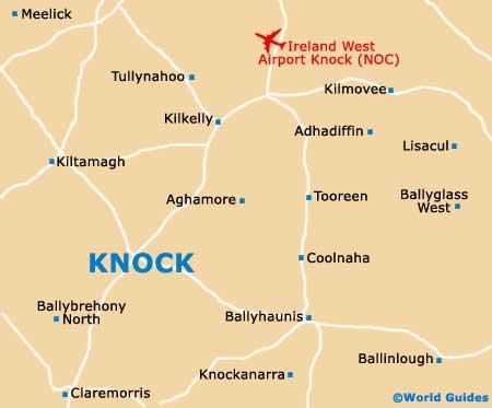 Map Of Ireland Knock Airport.September 2011 Learscail Na Cathrach Reigiunach Na Heireann