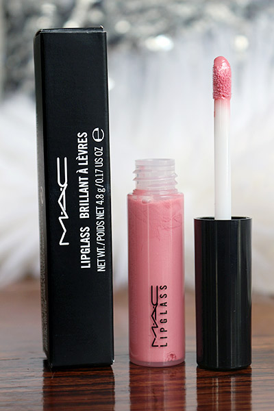 MAC Angel Tinted Lipglass Review, Photos, Swatches