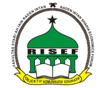 logo Kasei risef Raden Intan Sharia Economic Forum