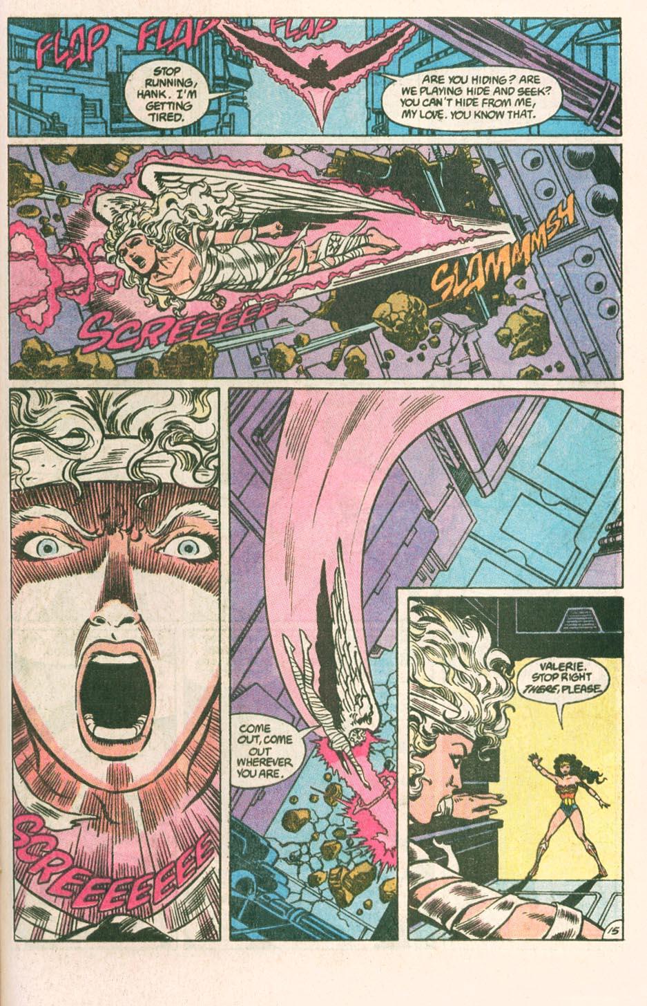 Read online Wonder Woman (1987) comic -  Issue #44 - 17