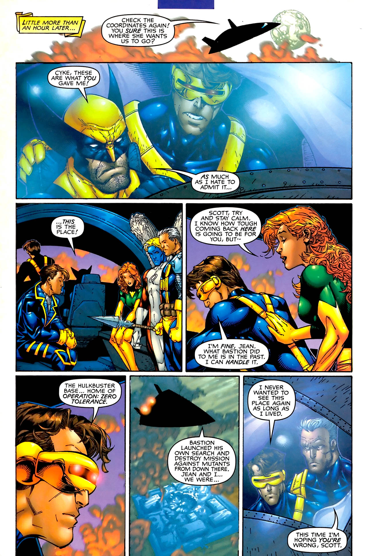 Read online Astonishing X-Men (1999) comic -  Issue #1 - 9
