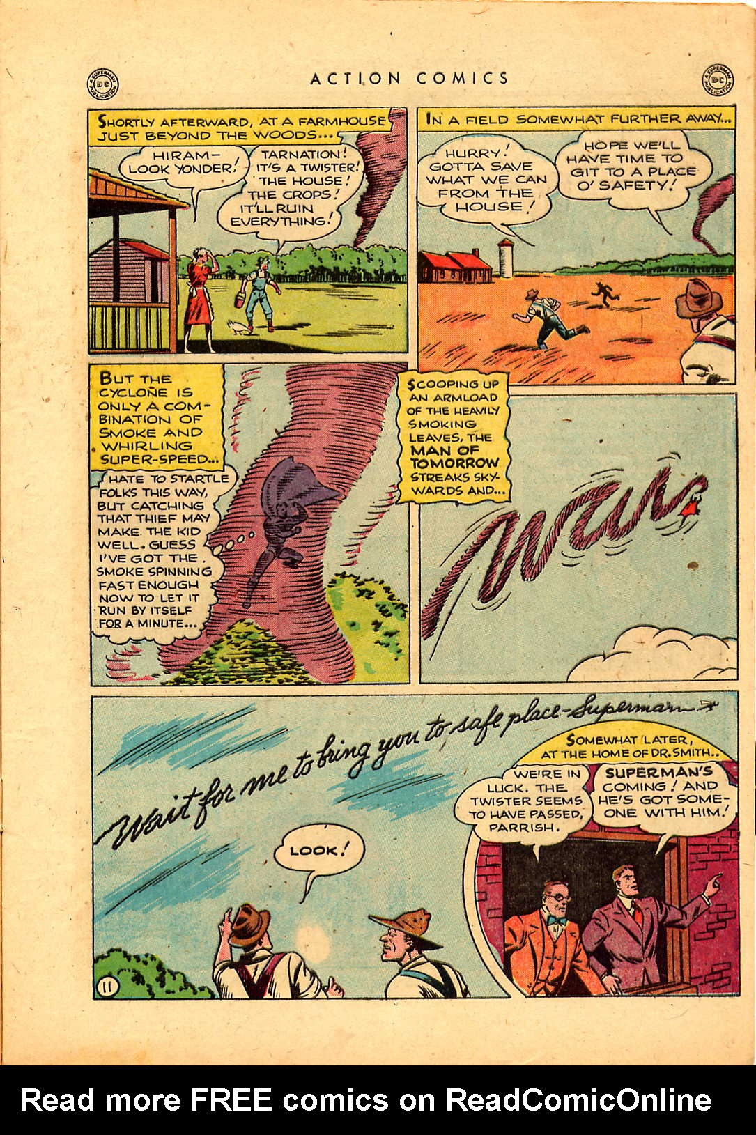 Action Comics (1938) 115 Page 11