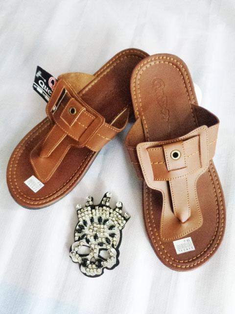 Sandal CIPACUNG TASIK Queen PRIA coklat