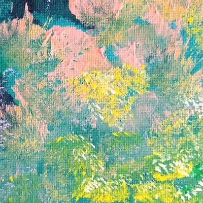 Kim Breeding-Mercer - Painting