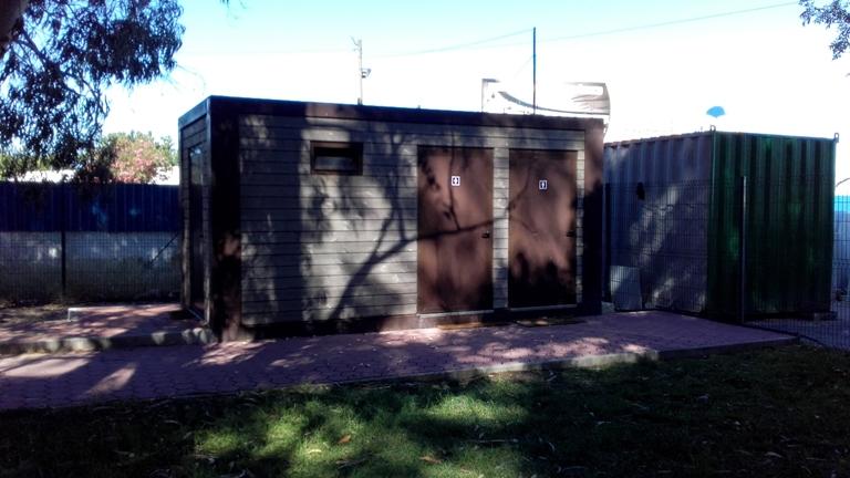 Casas de banho Parque Merendas