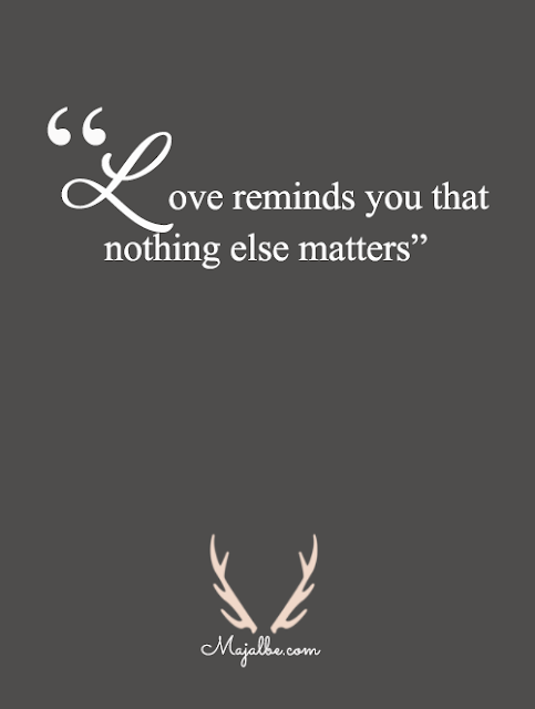 Love Reminds You Love Quotes
