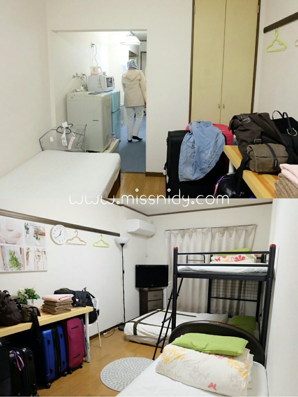sewa apartemen airbnb di tokyo jepang