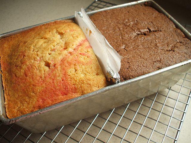 Daisy Lane Cakes Twd Basic Marbled Loaf Cake Amp Dressy