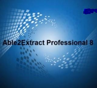 Able2Extract Professional 8 Full Patch [Mediafire]