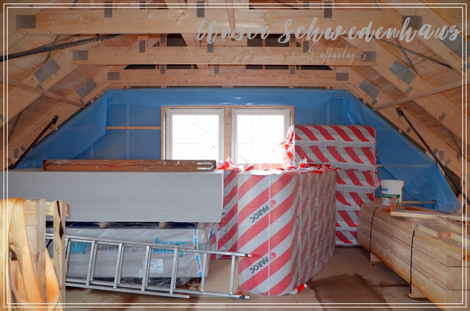 MYS HUS - Wir bauen ein Schwedenhaus