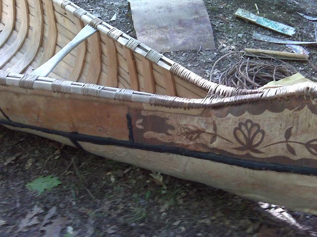 Ojibwe jimaan