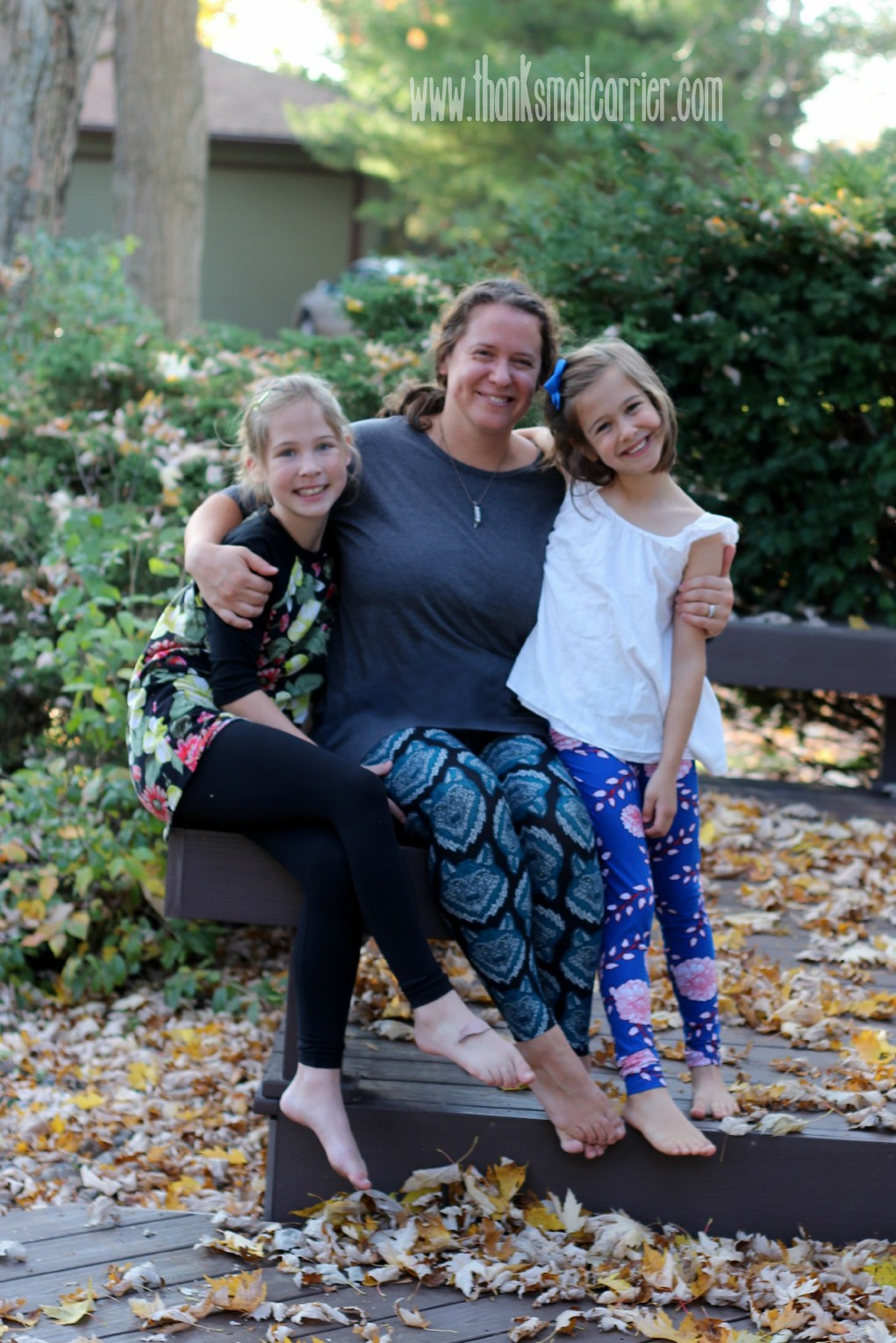 LuLaRoe family pictures