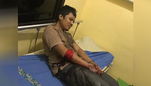 Ternyata Dzikir Ini Yang Dilafadzkan Aiptu Sunaryanto Sebelum Menembak Penodong Di Angkot