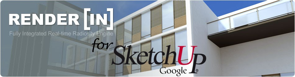 Sketchup plugin free download render in for sketchup for Rendering gratis