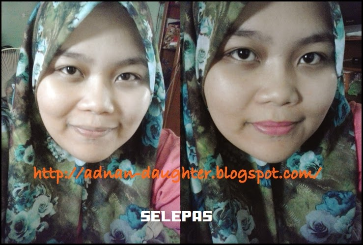 testimoni my beauty herbs, whitening intensive booster skincare