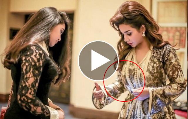 الفيديو الذي حقّق نصف مليون مشاهدة: أسيل عمران مصدومة بسبب ما شاهدته عند شقيقتها!