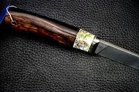 Мастерская Русский Топор - нож Рысь
