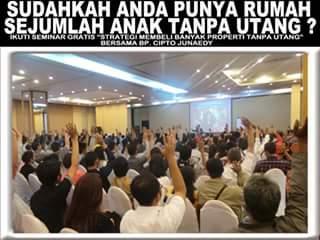 Seminar Cipto Junaedy Jakarta Terbaru
