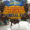 Bunga Papan Ucapan Selamat Fahriza Zain