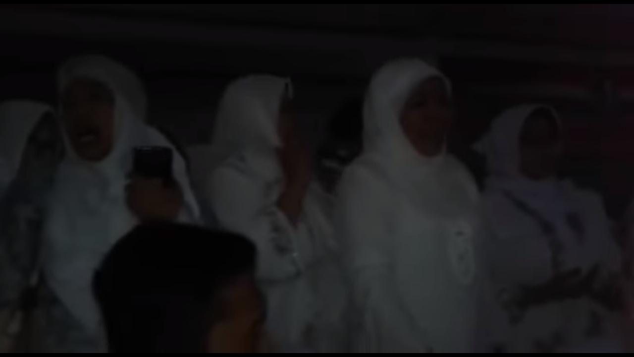 Disebut Tanda Kemenangan, Begini Suasana Mencekam Puting Beliung saat Kampanye Jokowi-KMA