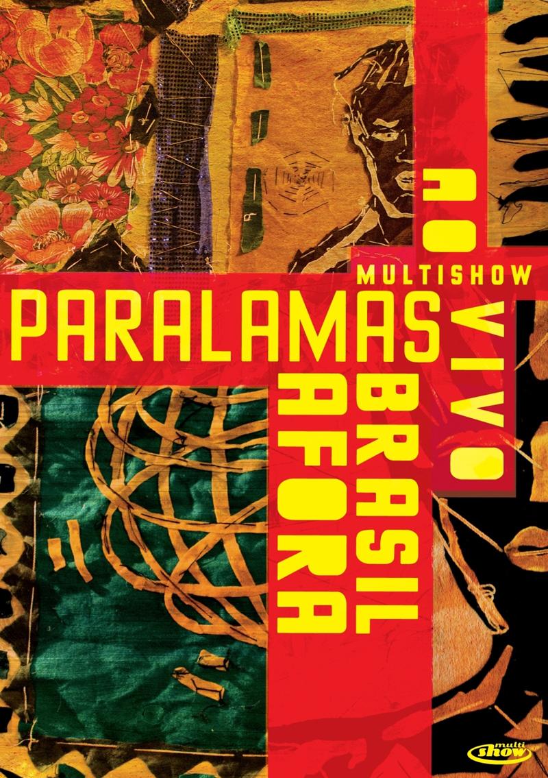cd multishow ao vivo - paralamas - brasil afora