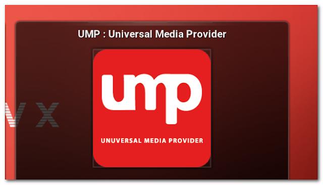 Universal Media Provider Addon