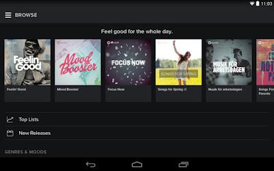 Download Spotify Music  Mod Apk v7.4.0.1799 build 16258327 (Premium/Final)