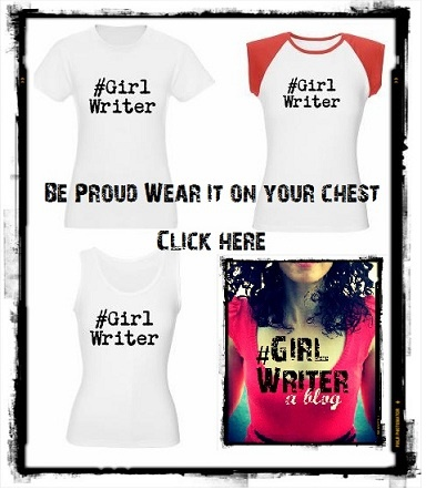 BRAND YOUR CHEST A #GIRLWRITER