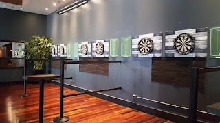 Darts at FTW in Chicago