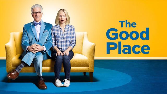 The Good Place afiche promocional