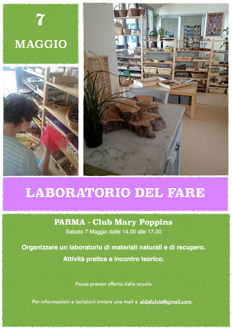 Poster: Laboratorio del fare