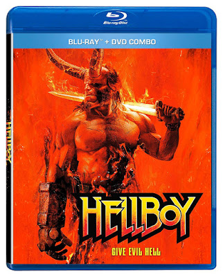 Hellboy 2019 Dual Audio BRRip 480p 400Mb ESub x264