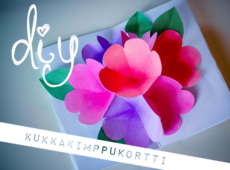 kukkakimppu-aitienpaivakortti-ohje