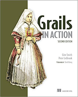 Grails in Action, Second Edition (Manning) book